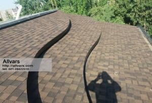 پوشش سقف شینگل