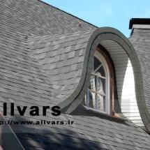 شینگل - گروه مهندسی آلوارس - فروش شینگل - سقف شینگل
